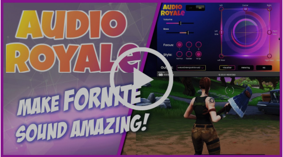Fortnite Surround Sound Not Working Fortnite D Epic Games